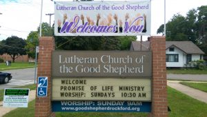 Good Shepherd Welcomes Promise of Life!